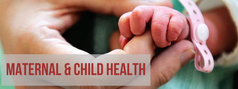 Importance of Maternal And Child Health Training Programs ...