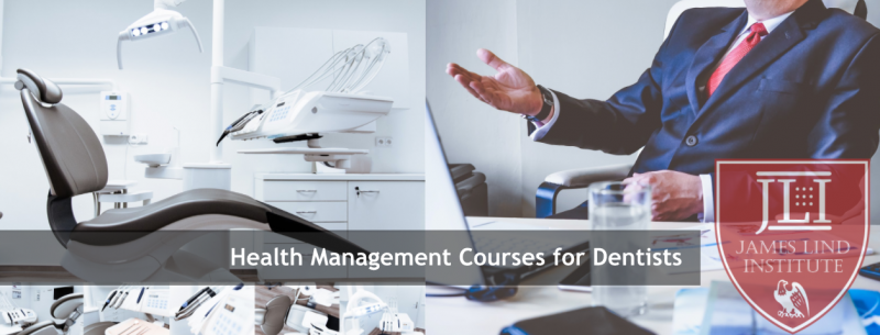 Health Management Courses for Dentists - James Lind Institute