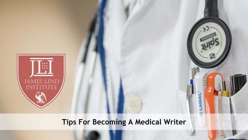 Tips for becoming medical writer