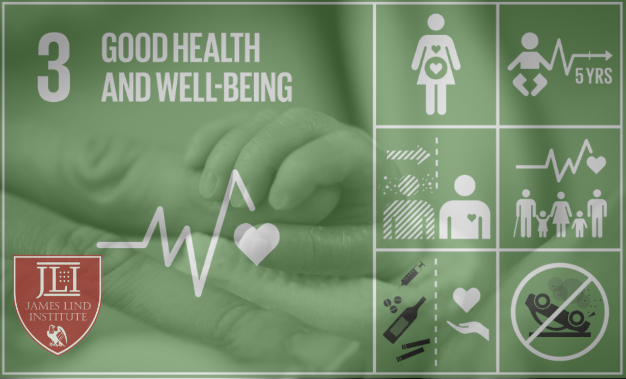 sustainable development goals Good Health and Well Being