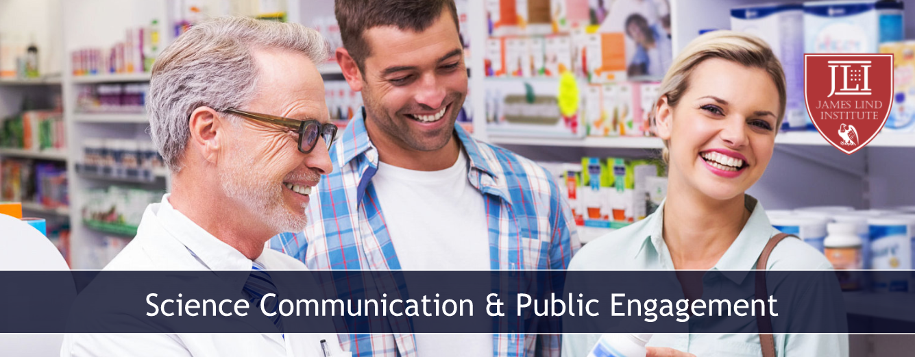 Science communication and public engagement