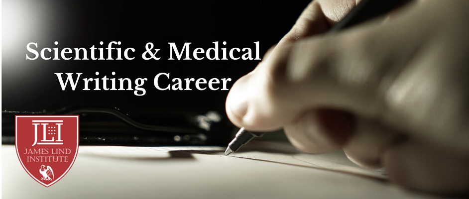 Scientific and Medical Writing Career