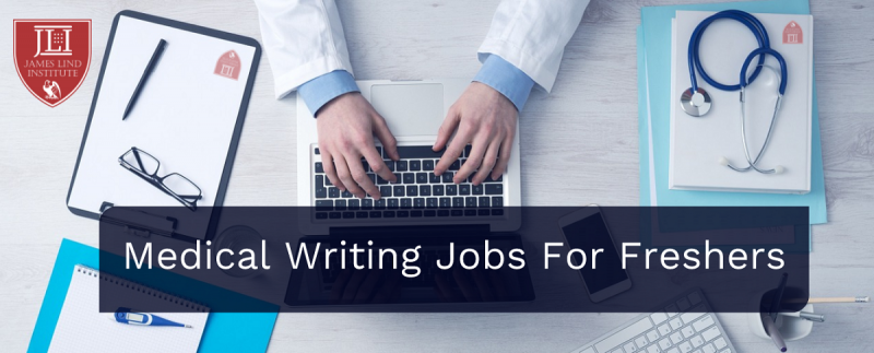 Medical Writing jobs for freshers