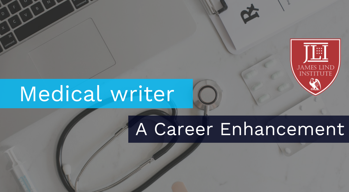 Medical writer career enhancement