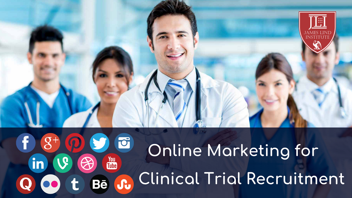 Online Marketing for Clinical Trails Recruitment