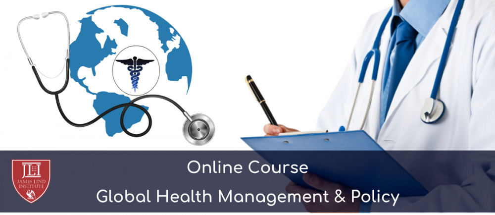 Online Course in Global Health Management and Policy