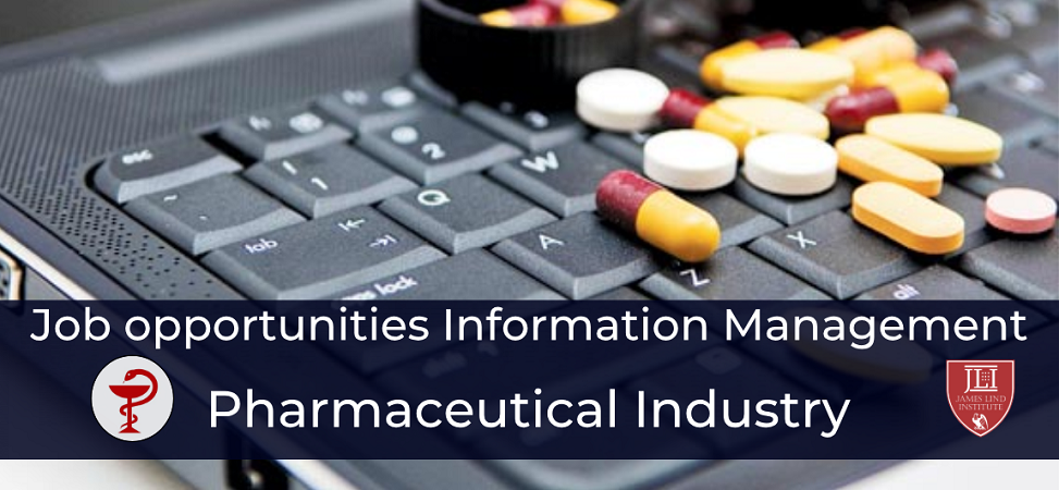 Information Management in the Pharmaceutical Industry