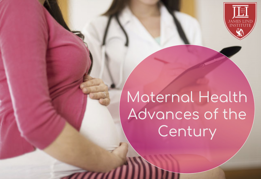 Maternal Health Advances of the Century