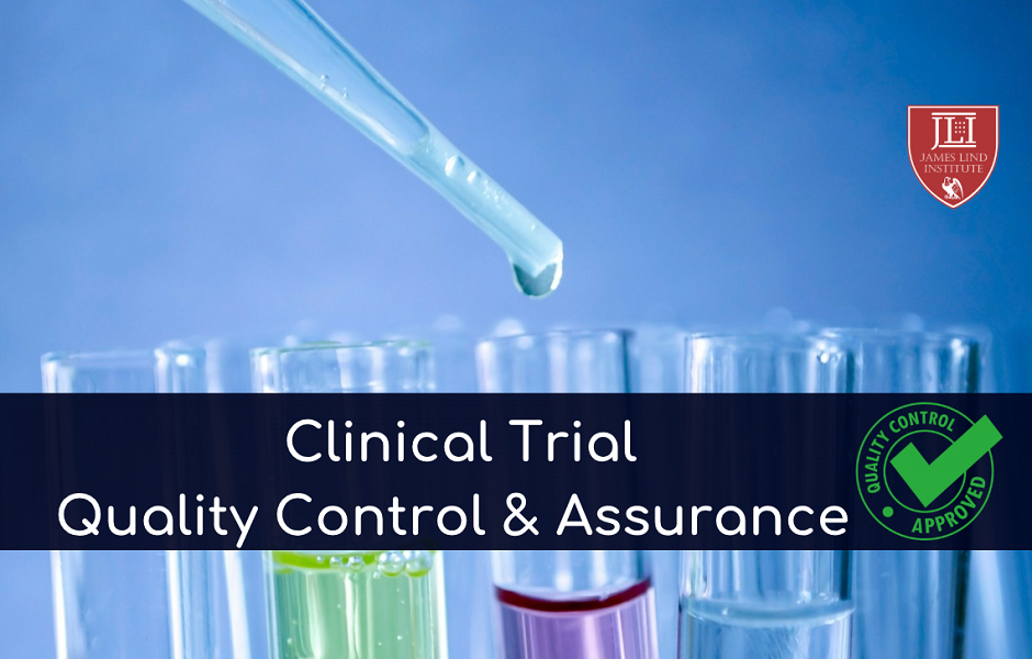 Quality Control and Quality Assurance in Clinical Trial