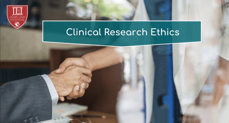 Clinical Research Ethics
