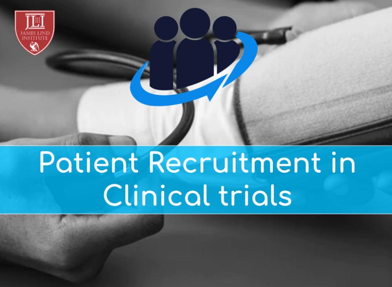 Patient recruitment Clinical trails
