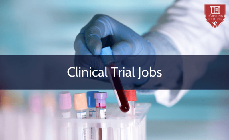 Clinical Trial Jobs
