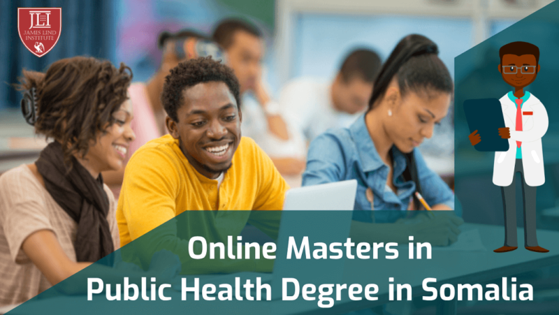 Online Masters in Public Health Degree in Somalia