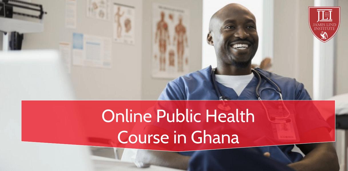 Online Public Health Course Ghana