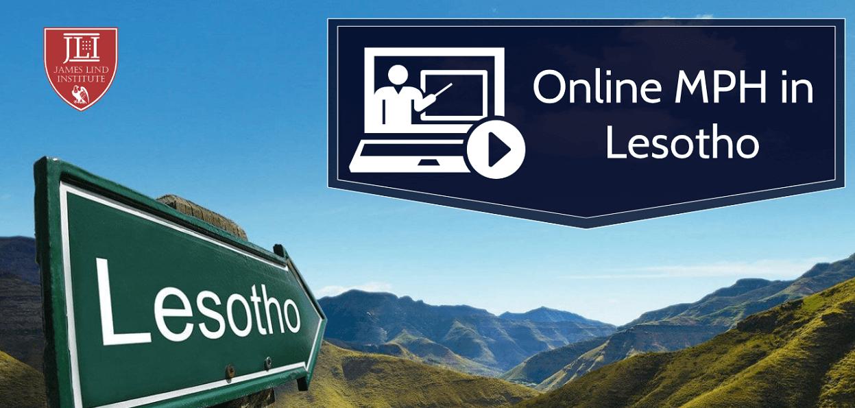 Online MPH Lesotho