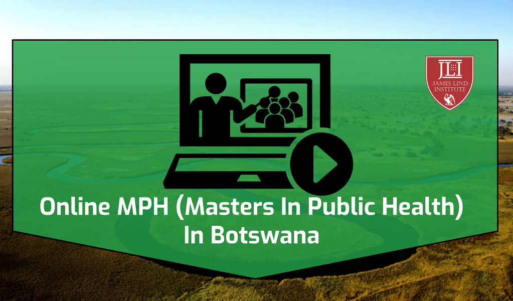 Online MPH Botswana