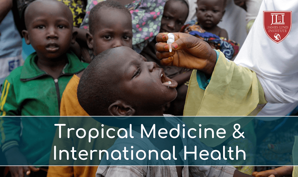 Tropical Medicine International Health