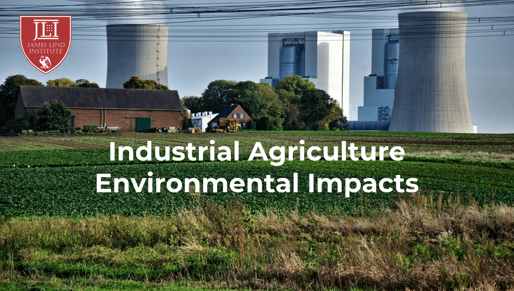 Industrial Agriculture and environmental impacts