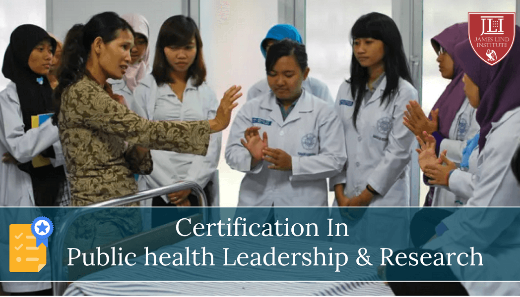Public Health Leadership and Research