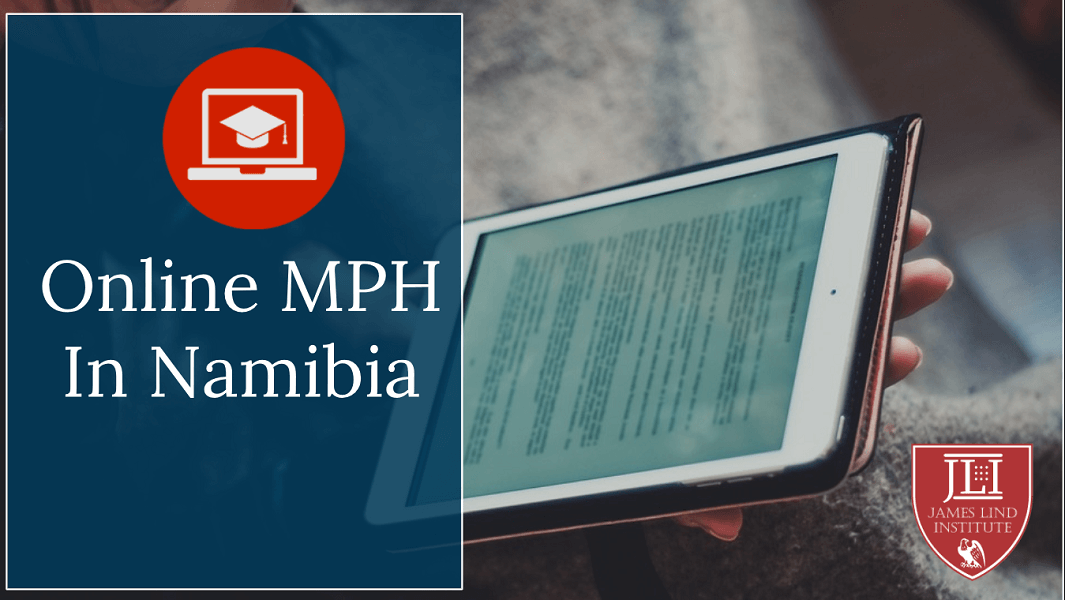 Online MPH Namibia