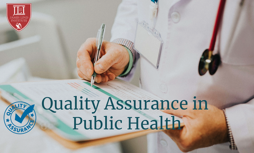 Quality Assurance In Public Health