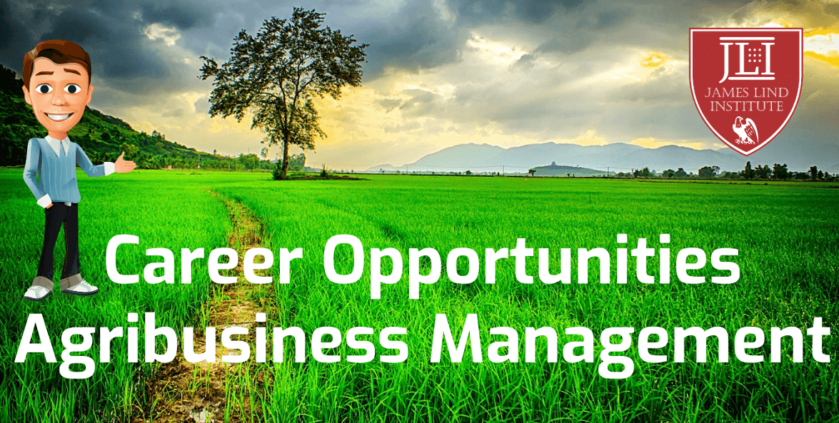 Career Opportunities Agribusiness Management