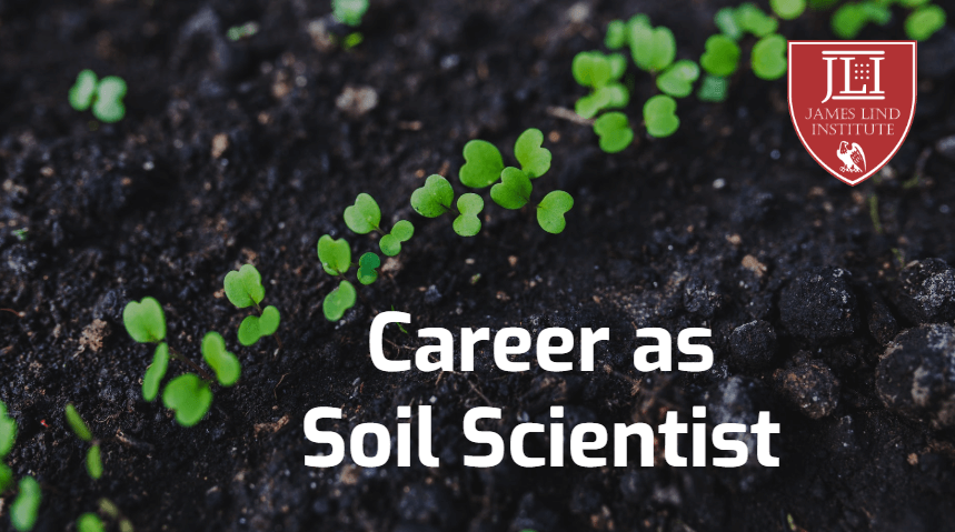 Career as Soil Scientist