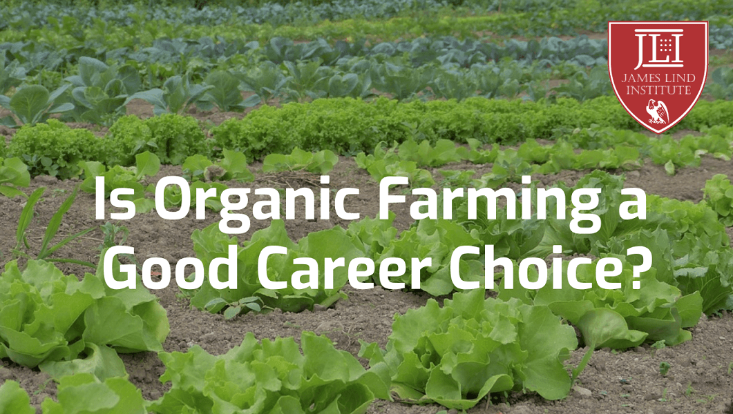Organic Farming career