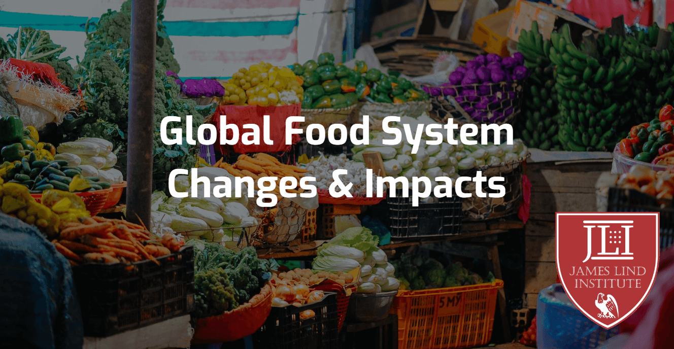 Global Food System Changes Impacts