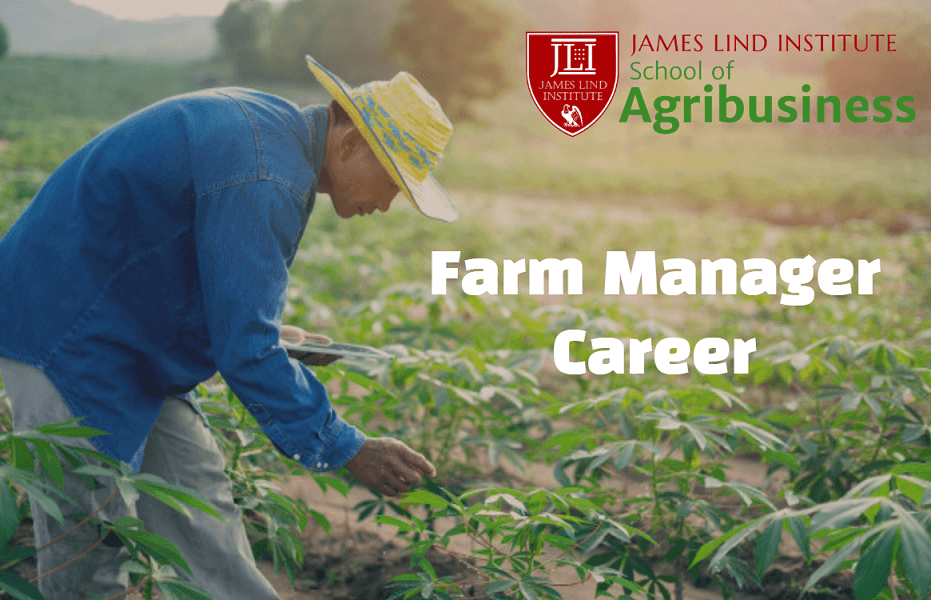 Career Farm Manager