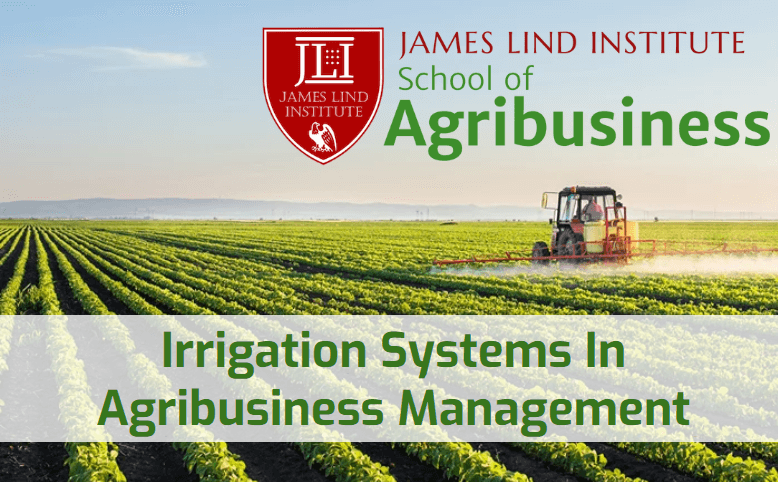 Irrigation systems in Agribusiness