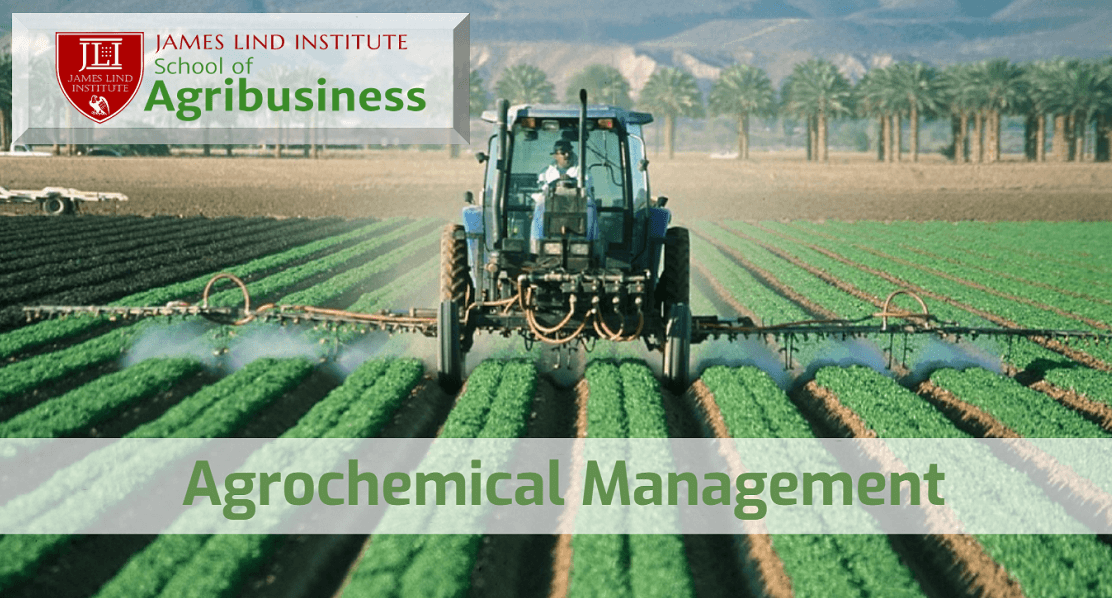 Agrochemical Management