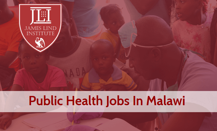 Public Health Jobs Malawi