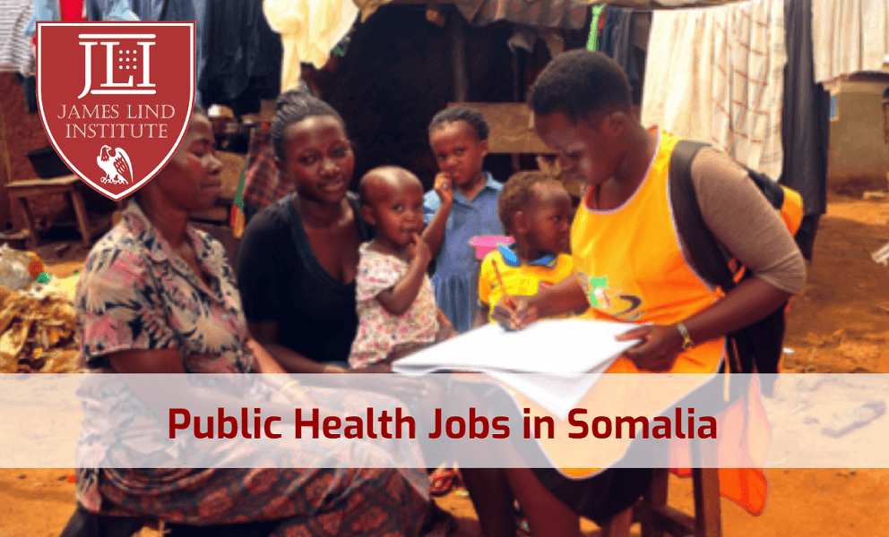 Public Health Jobs Somalia