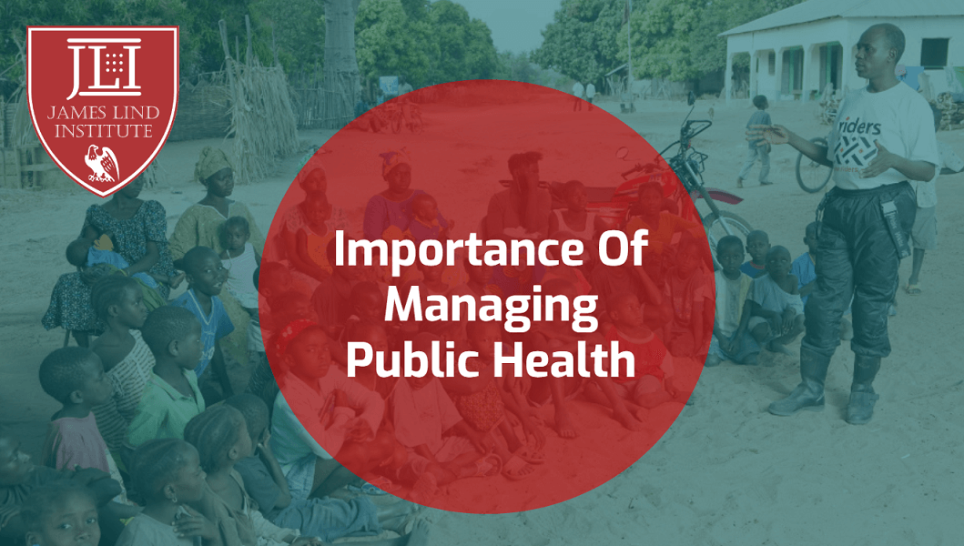 Importance of Managing Public Health