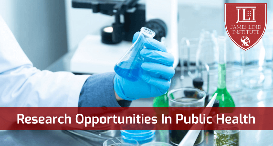 Research Opportunities In Public Health