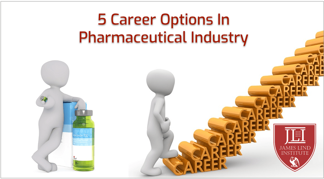Career options Pharmaceutical industry