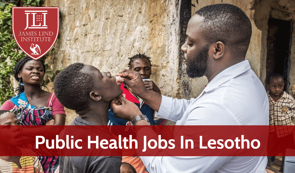 Public Health Jobs In Lesotho